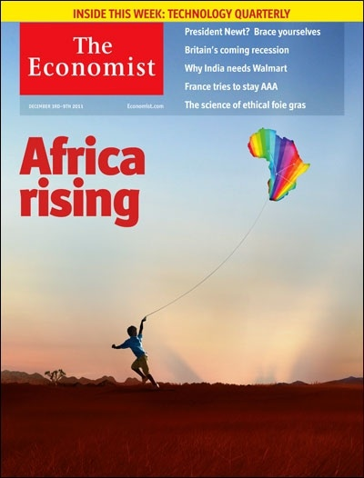 Africa's Glass Is Both Half Full And Half Empty