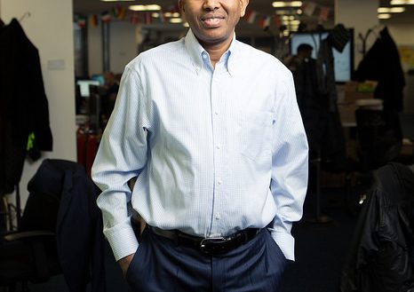 Ismail Ahmed, CEO and founder, WorldRemit by WorldRemit Comms