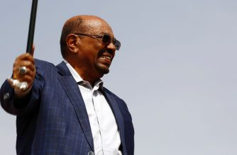 Sudanese President Omar al-Bashir was indicted by the ICC in 2009 for alleged war crimes in Darfur, which he denies (AFP Photo/Ashraf Shazly)