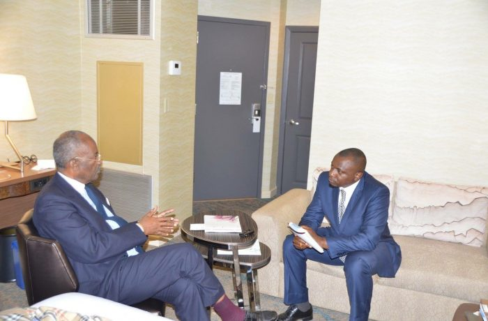 President Ali Bongo has not been up to the task says Casimir Oye Mba