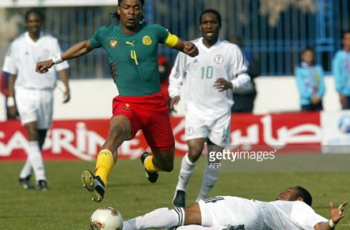 Algeria, Cameroon, Nigeria in same WCup qualifying group