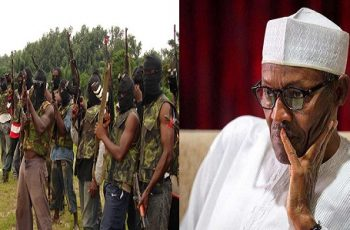 NIGER DELTA AVENGERS BACK NEGOTIATIONS WITH NIGERIAN GOVERNMENT