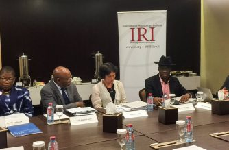 PRESS STATEMENT OF THE JOINT IRI/NDI  PRE-ELECTION ASSESSMENT MISSION TO GHANA