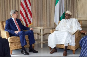 Terrorism: Kerry to Hold Talks with Sultan, Northern Governors