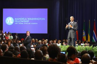 Obama's Greatest Legacy Empowers Next Generation Of African Leaders