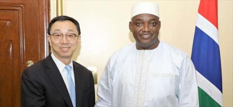 IMF Director Commends Gambia Gov't Commitment To Transparency