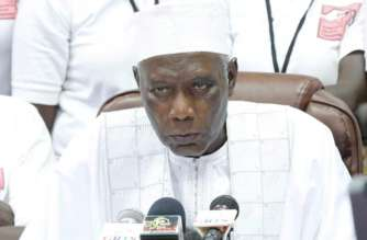 Alieu Momar Njai, Chairman of Gambia Independent Electoral Commission