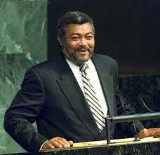 Rawlings: Africa Failed Its People