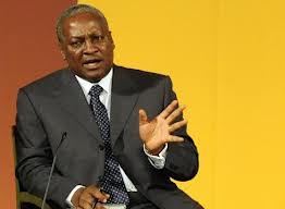 Ghana VP sworn in hours after president's death