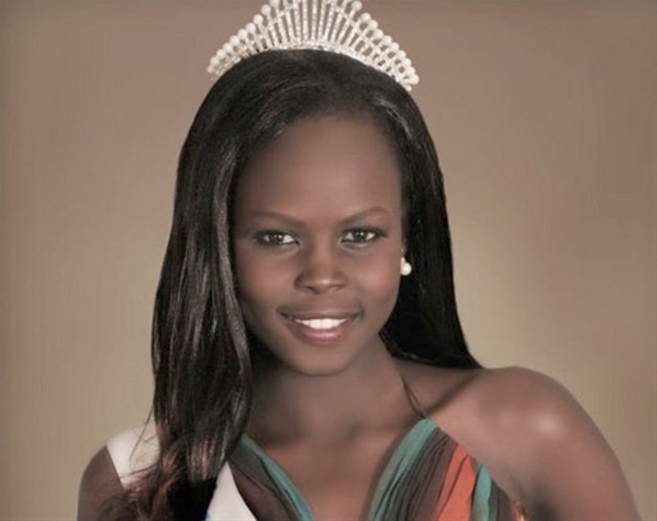 South Sudan's Atong Demach is Miss World Africa!