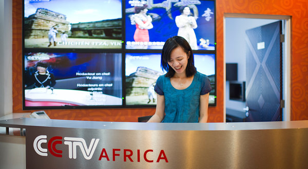 CCTV's-set-in-Nairobi-Kenya.-China's-state-news-agency-Xinhua-also-gives-away-dispatches-to-struggling-news-outlets-in-Africa