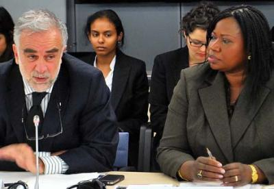 Former-ICC-chief-prosecutor-Luis-Moreno-Ocampo-left-speaking-in-2012-next-to-current-chief-prosecutor-Fatou-Bensouda-right.-Photograph-by-Coalition-for-the-ICC
