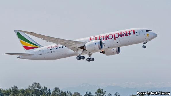 Ethiopian Airlines:Ethiopian dares to Dream