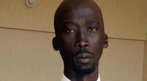 Mabior Garang, son of South Sudan's founder, blasts country's leadership