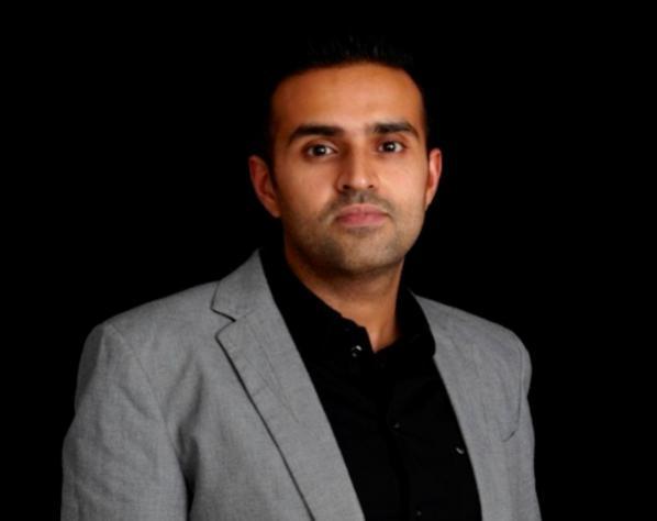 Young African Billionaire Ashish Thakkar