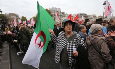 François Hollande acknowledges 1961 massacre of Algerians in Paris