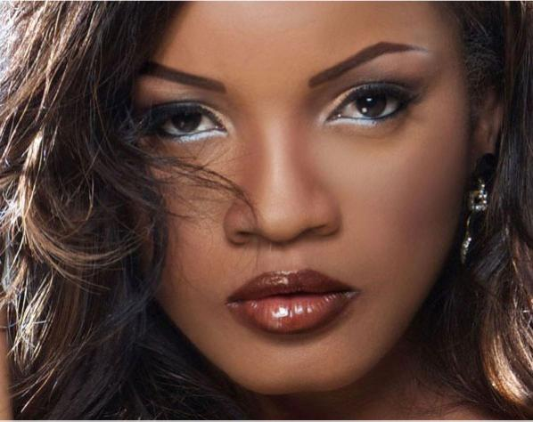 Omotola: Sexy By Nature