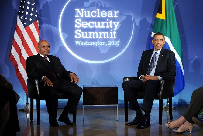 Africa and the US presidential campaign