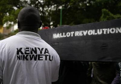 A-protest-against-political-corruption-in-Kenya-head-of-the-2013-elections.-Photograph-by-Katy-Fentress
