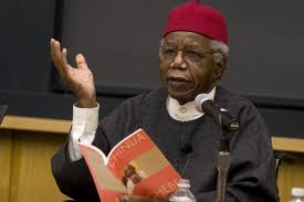 "Chinua Achebe at 82: ""We Remember Differently"""