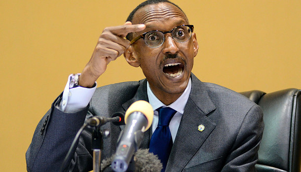 Rwanda's Kagame slams critics over dictator claims