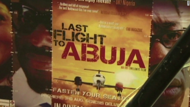 Last flight to Abuja': Nollywood thriller campaigns for safer skies