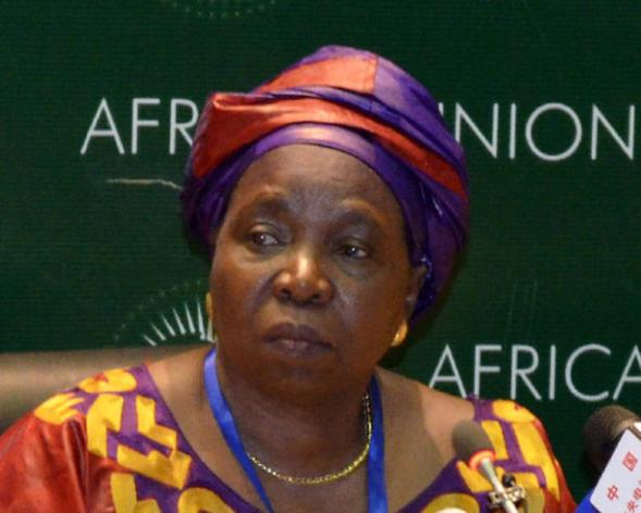 Ms. Dlamini-Zuma - newly installed in the top job at the AU - but is South Africa best-suited for continental leadership?