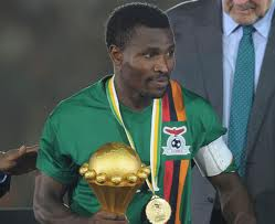 Katongo named 2012 BBC African Footballer of the Year