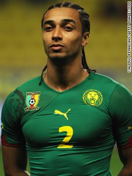 Cameroon's outspoken footballer