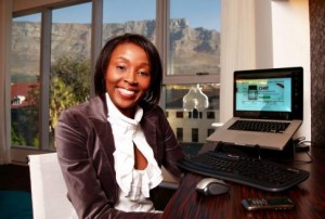 Rapelang Rabana, Founder, Yeigo Communications