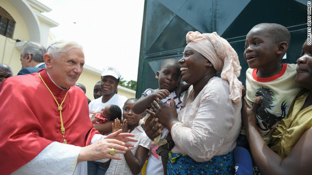 What Africans want from the next pope