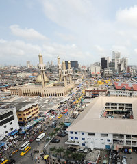 Lagos could soon be Africa's 13th biggest economy – equivalent to that of Ghana