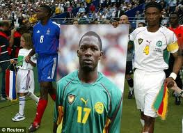 Marc-Vivien Foe death: His legacy 10 years after collapsing on pitch