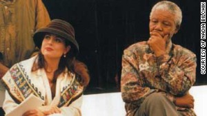 A white South African's memories of Mandela