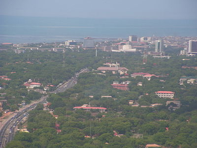 Accra – making a name for itself as one of Africa's top business destinations