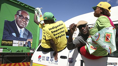 Free and fair? Zimbabwe elections: Q&A
