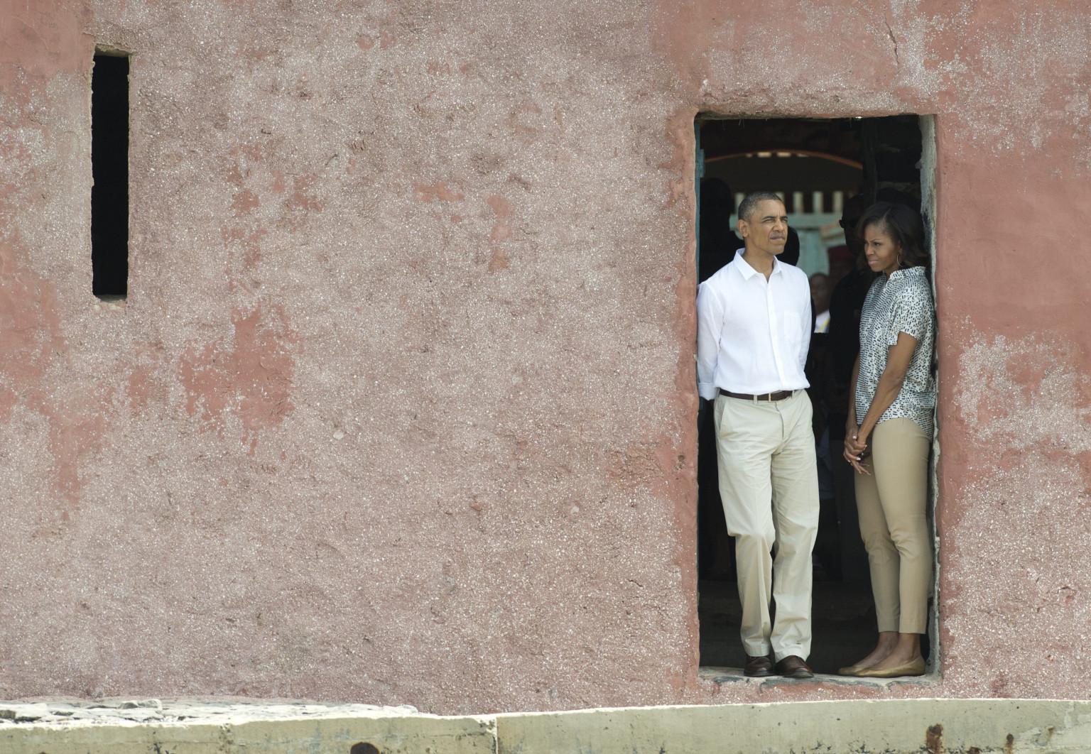 Goree Island, Barack Obama and Apology for Slavery