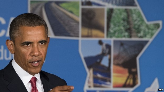 Obama in Africa: 'Let's do business'
