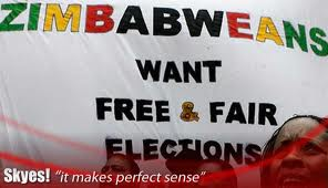 Zimbabwe Elections: Youth playing their part