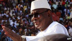 Ibrahim Boubacar Keita wins Mali presidential election