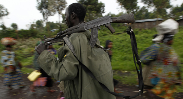 Amid the chaos in eastern Congo, there is tremendous opportunity, the author writes