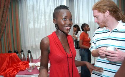 Kenyan actress stirs Hollywood buzz