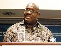 John Githongo, an influential voice against corruption in Kenya