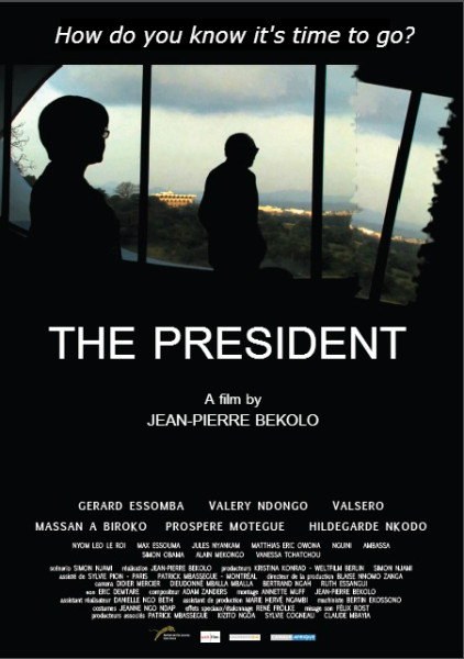 "Buni TV releases Cameroon's banned film ""The President"""