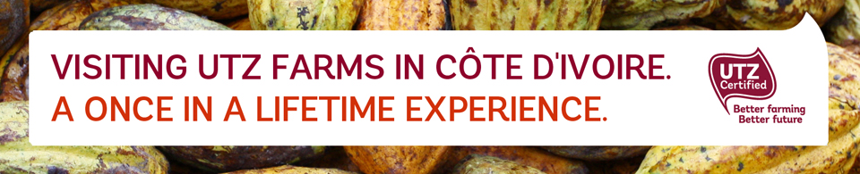Mars ambassador visits UTZ certified cocoa farms in Côte d'Ivoire and reports on his journey