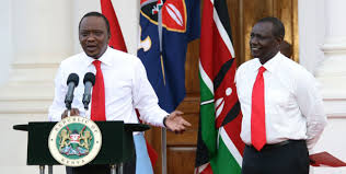 President Uhuru and Vice President Ruto are the target of ICC investigations