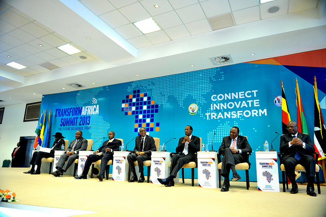 HEADS OF STATE PUSH FOR STRONG ICT GROWTH