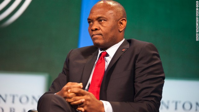 Tony Elumelu: The 'Africapitalist' who wants to power Africa