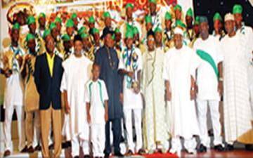 Eaglets get N2m each, national honours