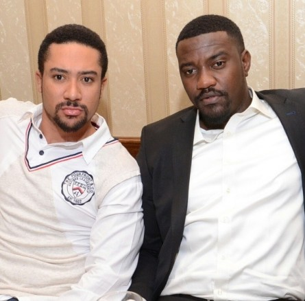 The inseparable friendship of John Dumelo and Majid Michel through the years